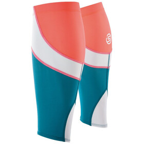 Skins Unisex MX Calf Tights Cerulean